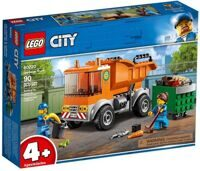 Конструктор LEGO CITY Great Vehicles Мусоровоз